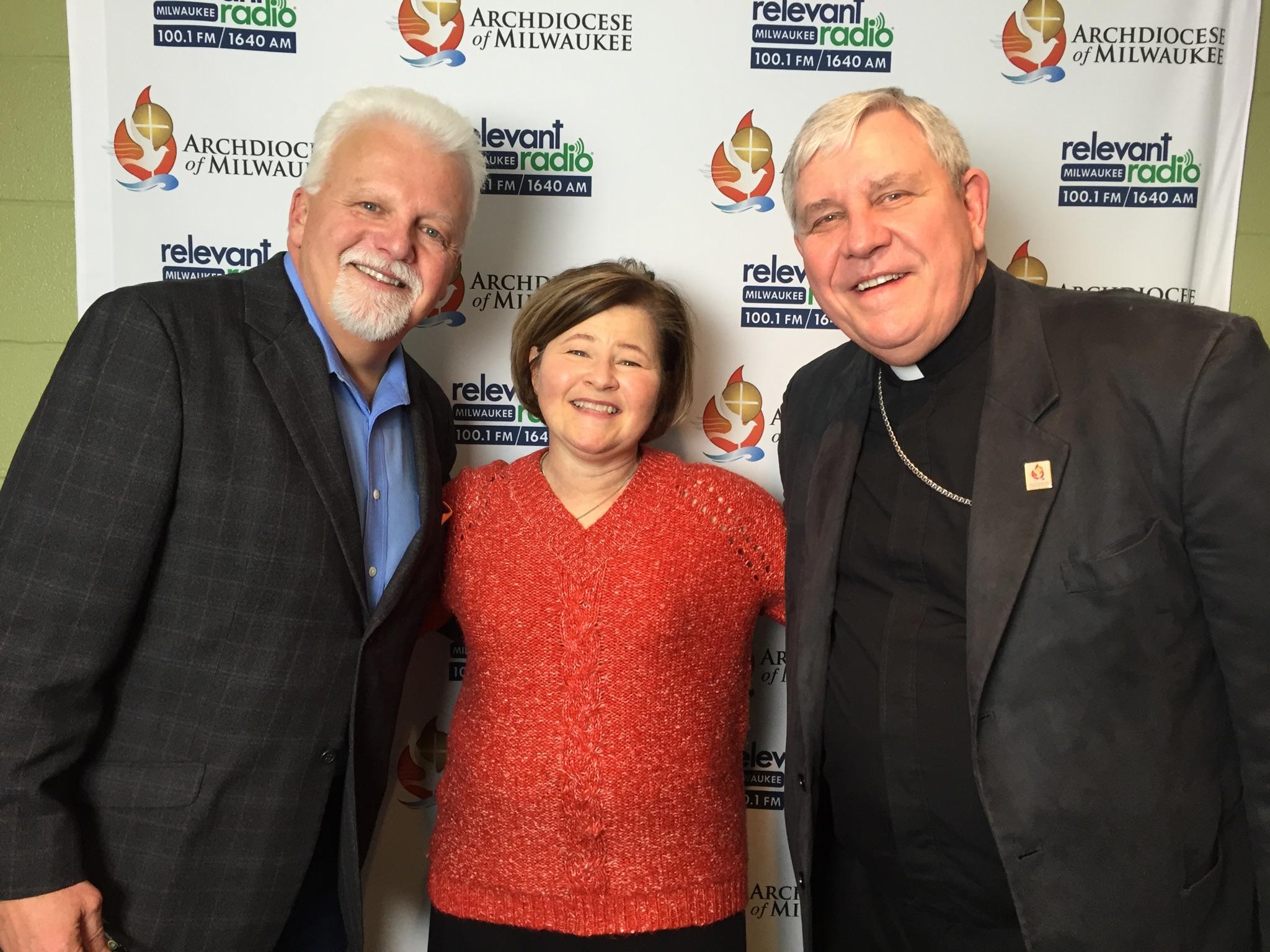Popular Catholic Radio & TV Personality