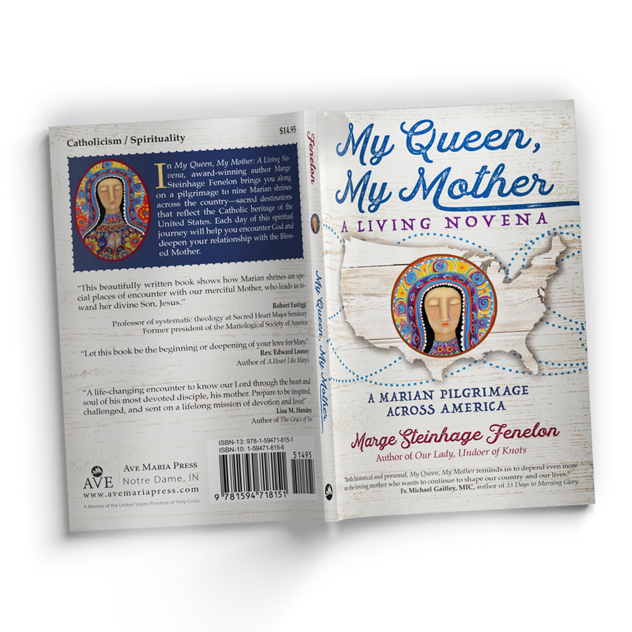 NEW! My Queen, My Mother: A Living Novena